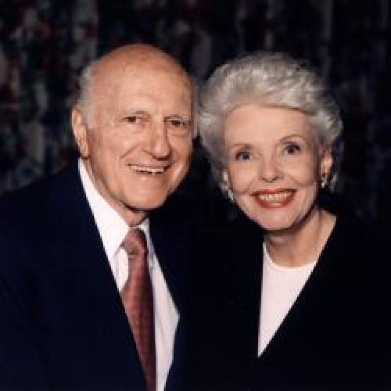 Lawrence and Isabel Barnett